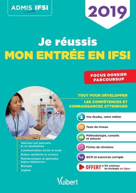 2019 JE REUSSIS MON ENTREE EN IFSI