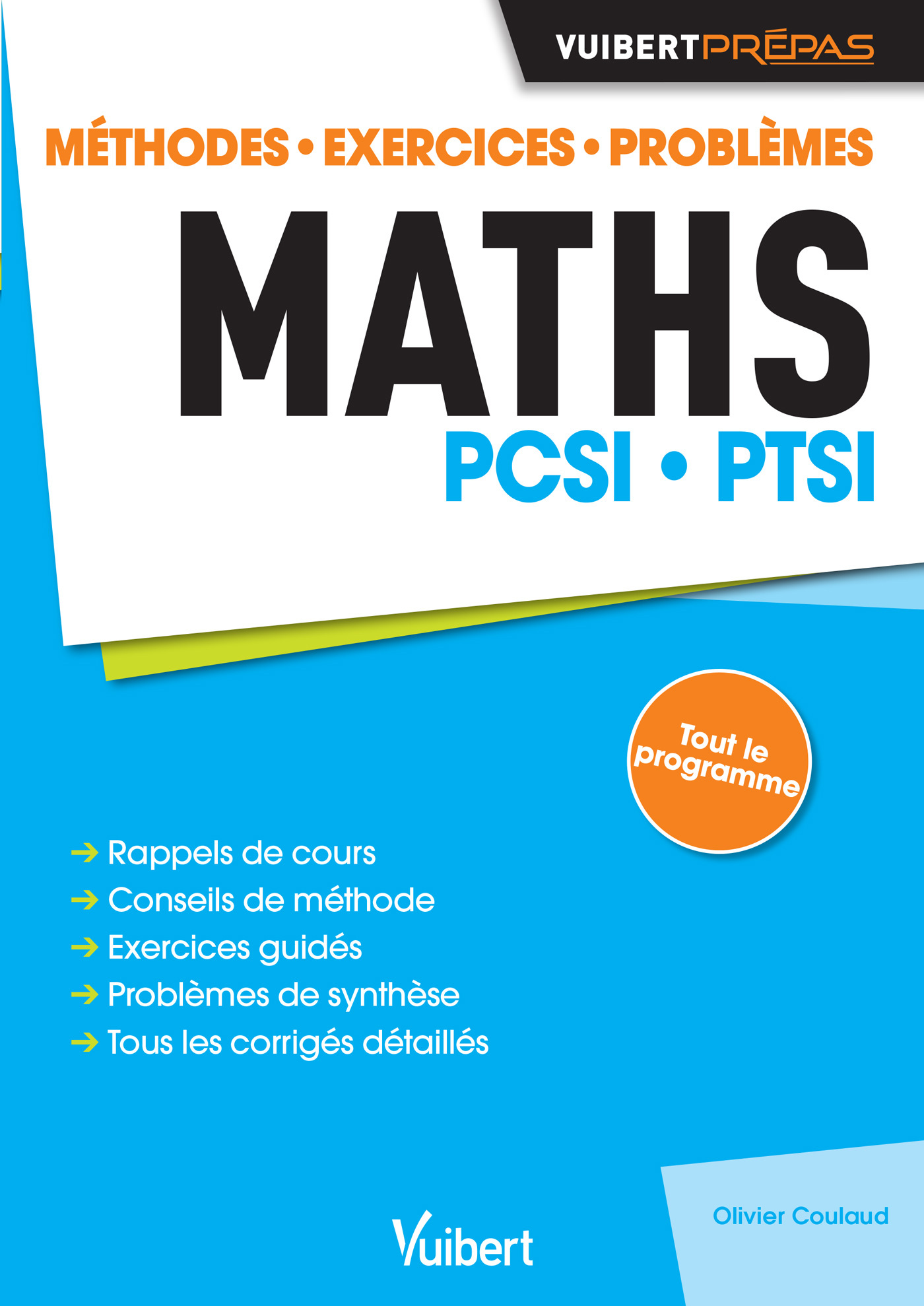 MATHS PCSI PTSI