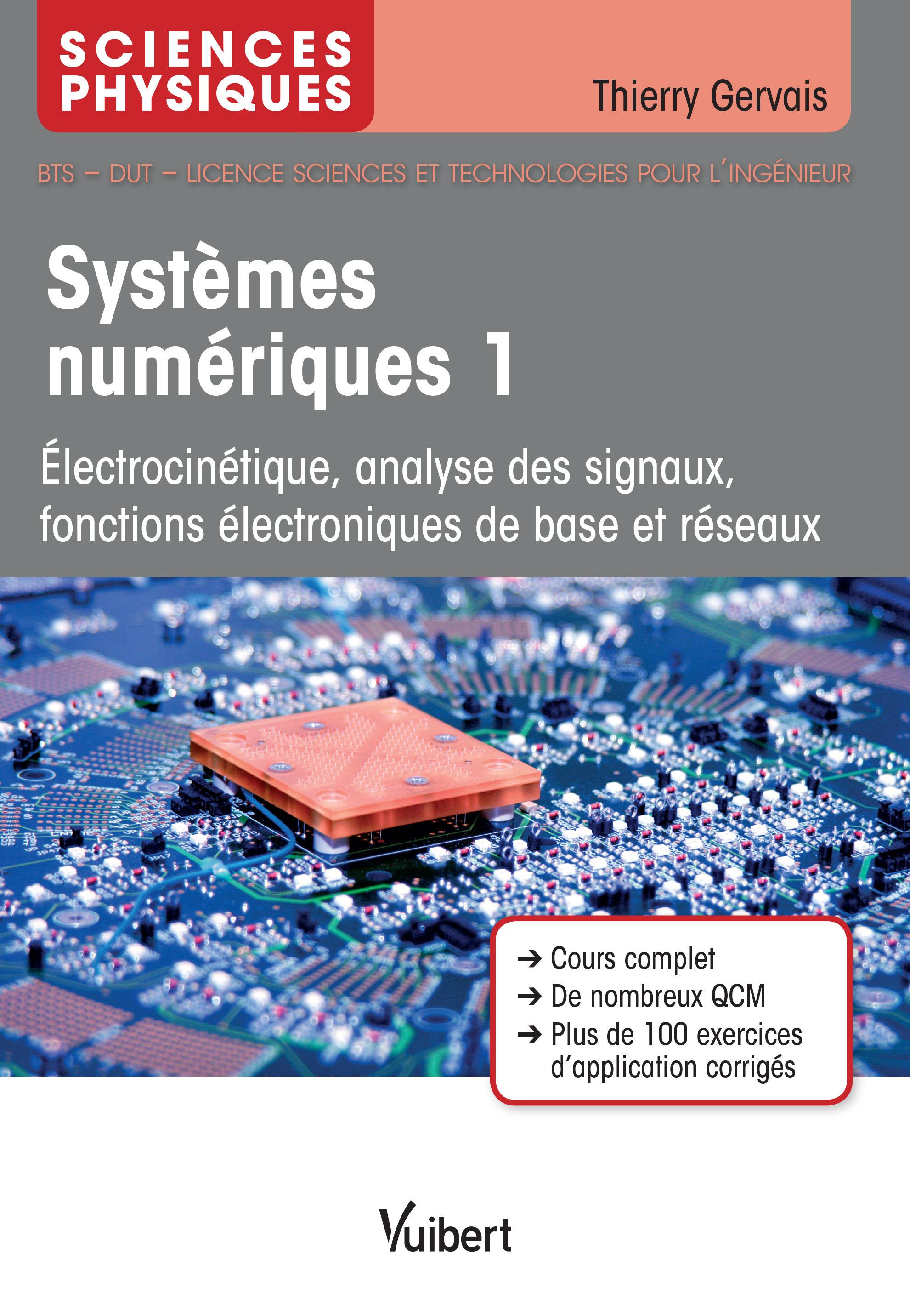 SYSTEMES NUMERIQUES 1 4E EDT