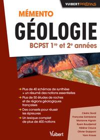MEMENTO GEOLOGIE BCPST 1RE ET 2E ANNEES