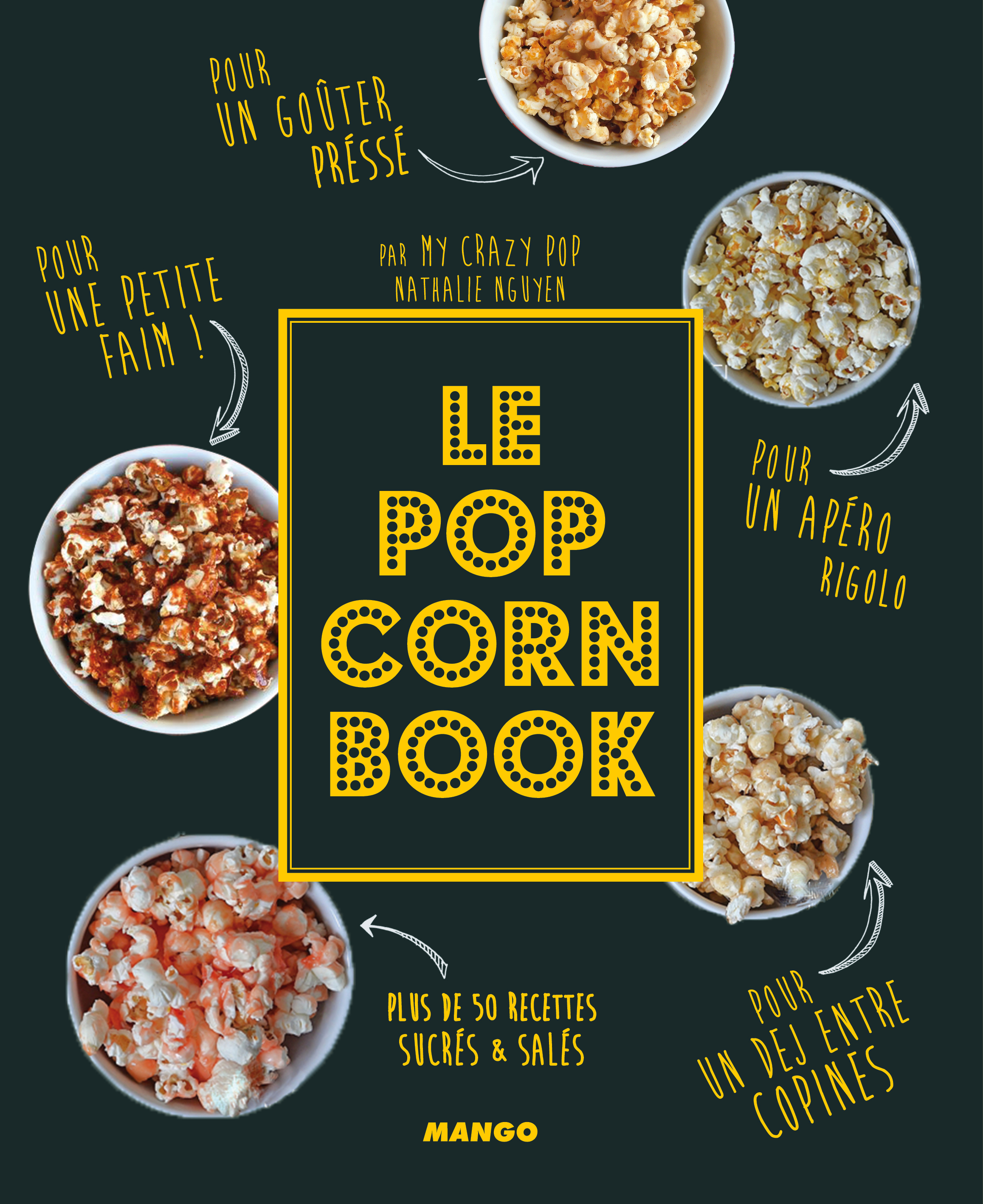 POP CORN BOOK