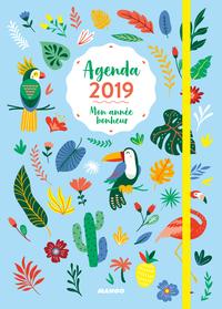 AGENDA 2019 MON ANNEE BONHEUR