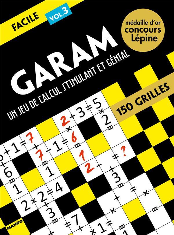 GARAM FACILE 3
