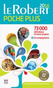 LE ROBERT DE POCHE PLUS 2016