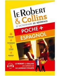 LE ROBERT & COLLINS POCHE + ESPAGNOL
