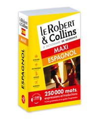 LE ROBERT & COLLINS MAXI ESPAGNOL NC