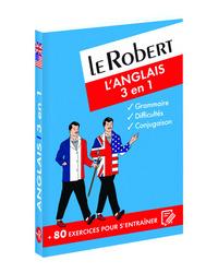 LE ROBERT L'ANGLAIS 3 EN 1 (NOUVELLE COUVERTURE)