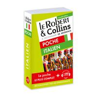LE ROBERT & COLLINS POCHE ITALIEN NE