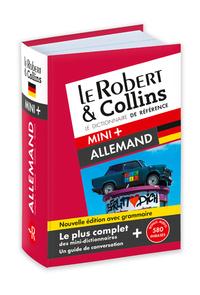 ROBERT & COLLINS MINI+ ALLEMAND - NOUVELLE EDITION AVEC GRAMMAIRE