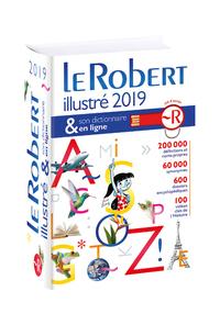 LE ROBERT ILLUSTRE ET SON DICTIONNAIRE EN LIGNE 2019