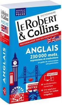ROBERT & COLLINS POCHE ANGLAIS