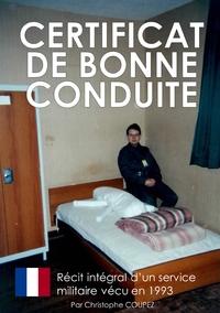 CERTIFICAT DE BONNE CONDUITE