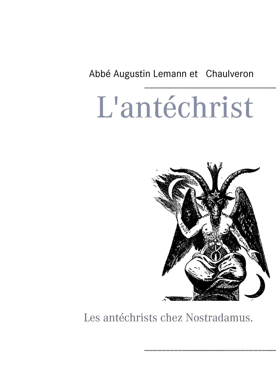 L ANTECHRIST