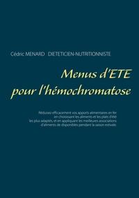 MENUS D ETE POUR L HEMOCHROMATOSE