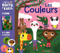 MA BOITE D'EVEIL : LES COULEURS
