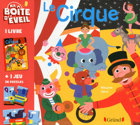 MA BOITE D'EVEIL : LE CIRQUE