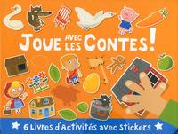 VALISETTE 6 LIVRES - JOUE AVEC LES CONTES !