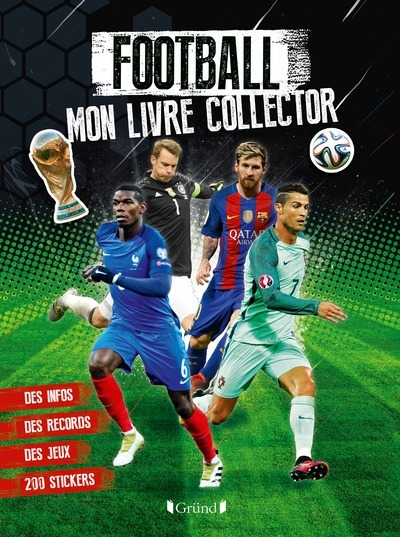 FOOTBALL : MON LIVRE COLLECTOR