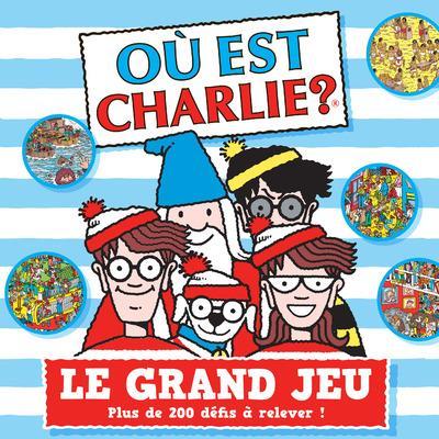 OU EST CHARLIE - LE GRAND JEU