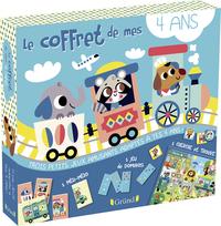 COFFRET DE MES 4 ANS