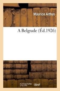 A BELGRADE
