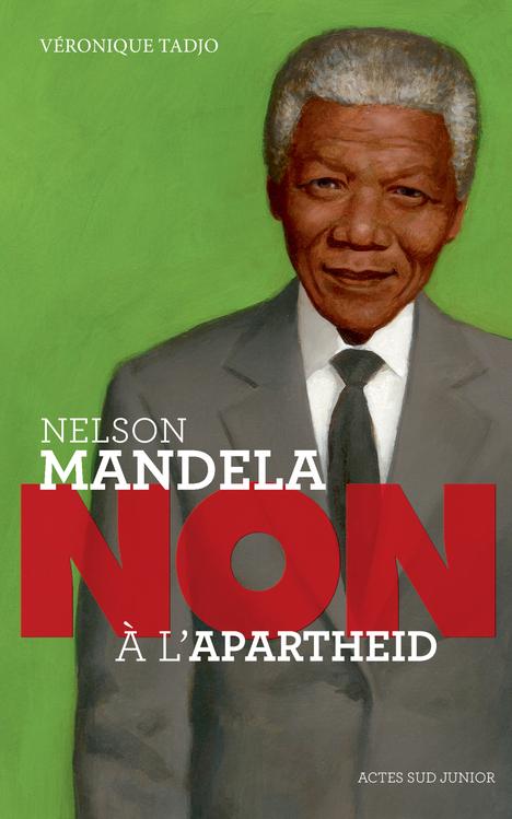 "NELSON MANDELA : ""NON A L'APARTHEID"" (NE)"