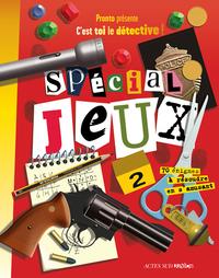 SPECIAL JEUX PLUS DE 70 ENIGMES