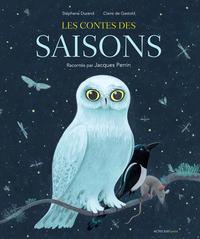 LES CONTES ANIMALIERS DES SAISONS + CD