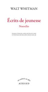 ECRITS DE JEUNESSE NOUVELLES