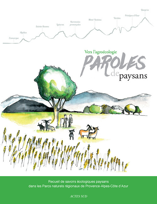 VERS L'AGROECOLOGIE, PAROLES DE PAYSANS.