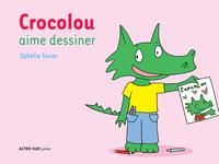 CROCOLOU AIME DESSINER