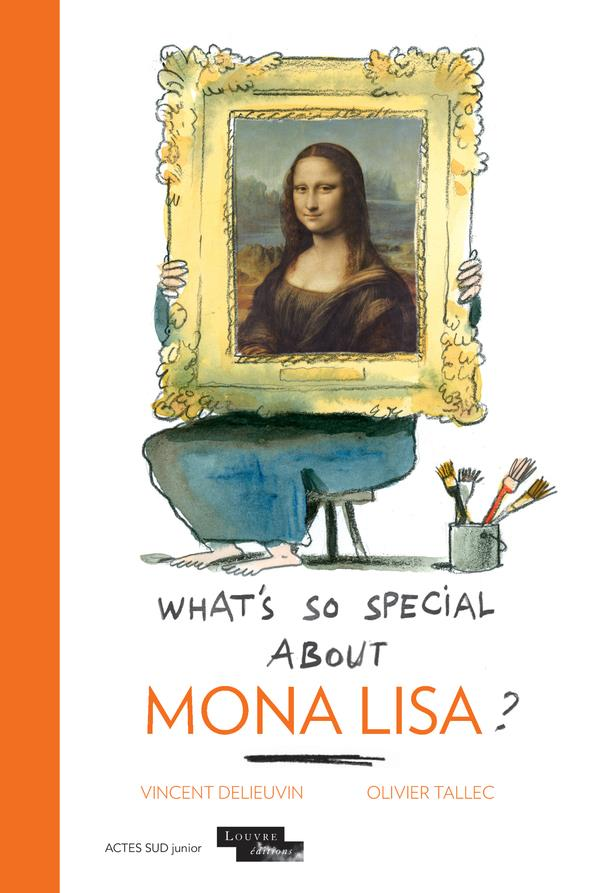 WHAT'S SO SPECIAL ABOUT MONA LISA? (VA)
