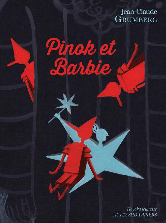 PINOK ET BARBIE (NE HEYOKA)