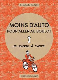 MOINS D'AUTO POUR ALLER AU BOULOT