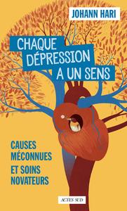 CHAQUE DEPRESSION A UN SENS ! - CAUSES MECONNUES ET SOINS NOVATEURS