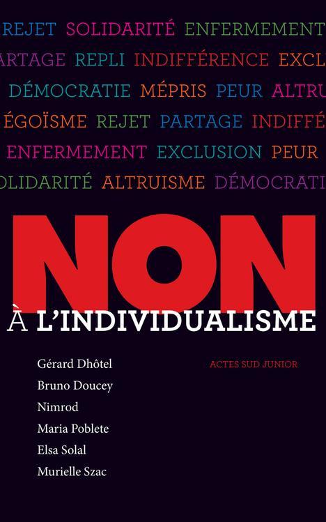 NON A L'INDIVIDUALISME