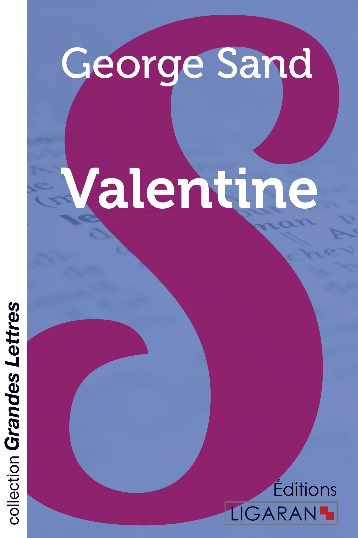 VALENTINE GRANDS CARACTERES
