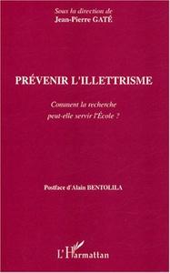 Prévenir l'illettrisme