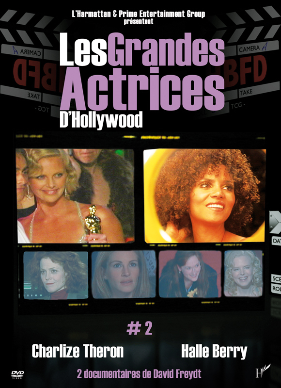 DVD LES GRANDES ACTRICES D'HOLLYWOOD 2 THERON BERRY