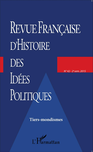 Revue française d'histoire des idées politiques - 42