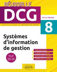 UE8 SYSTEME D'INFORMATION DE GESTION UE8