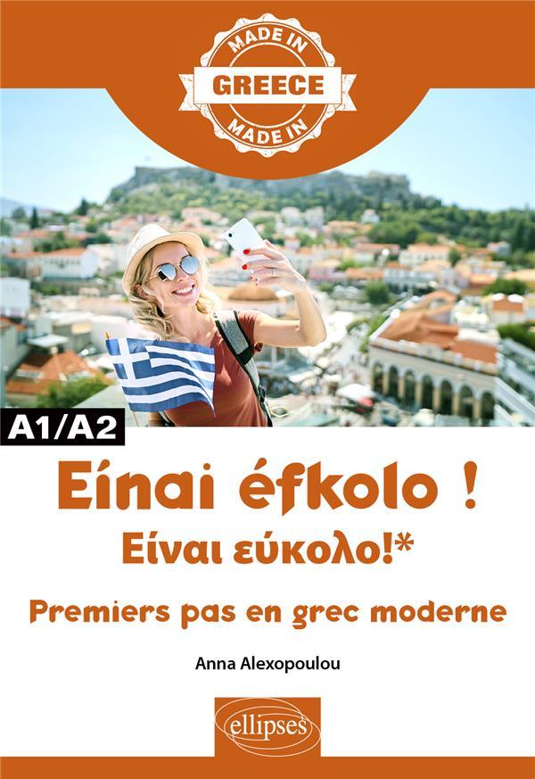 !*  PREMIERS PAS EN GREC MODERNE  A1/A2