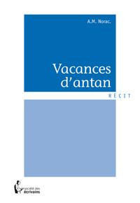 VACANCES D'ANTAN