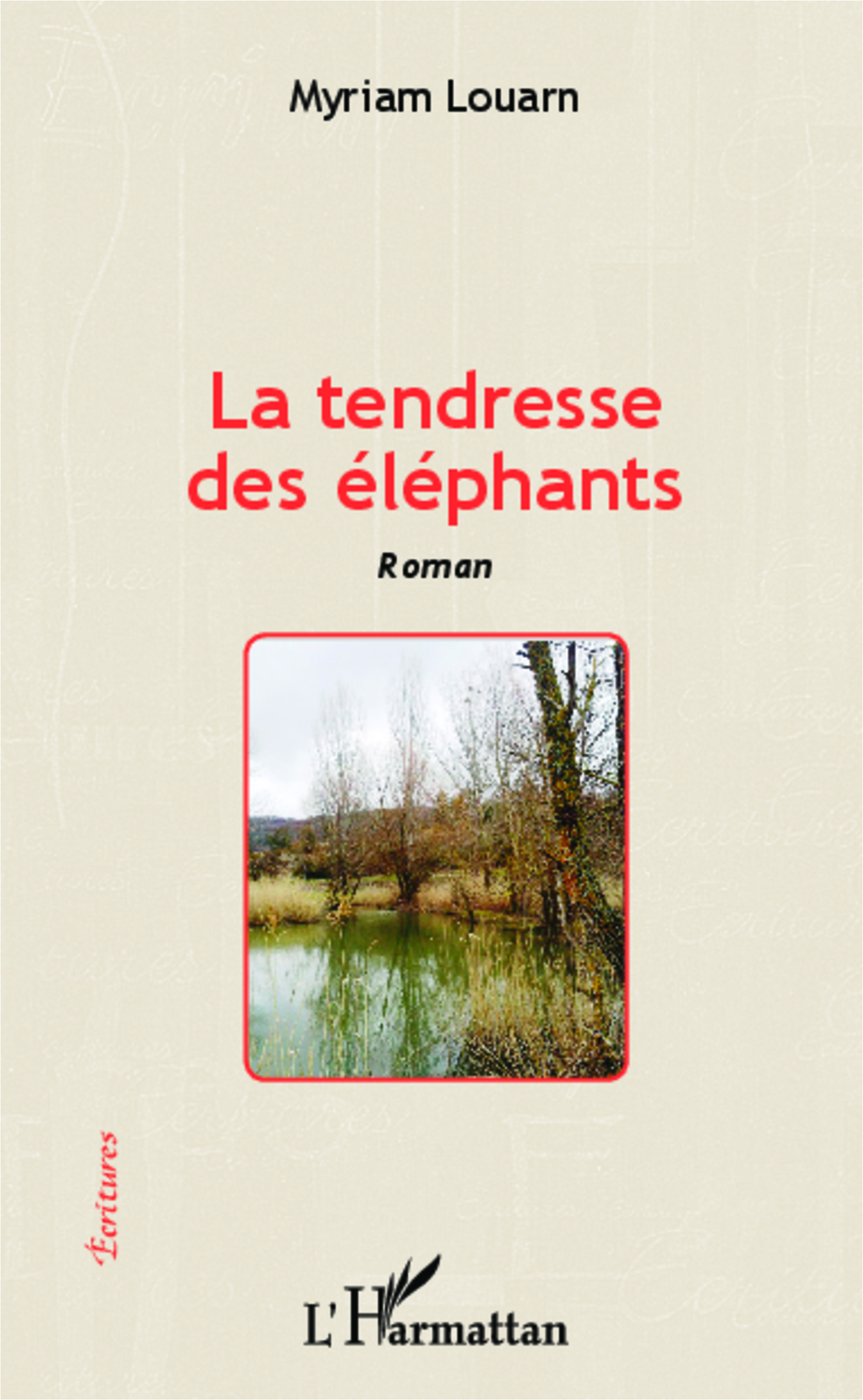 TENDRESSE DES ELEPHANTS (LA) ROMAN