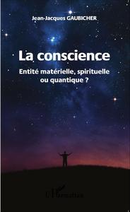 CONSCIENCE ENTITE MATERIELLE SPIRITUELLE OU QUANTIQUE