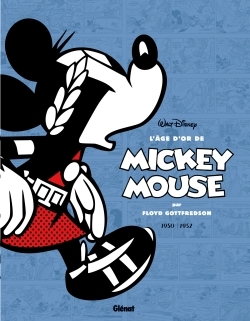 L'AGE D'OR DE MICKEY MOUSE - TOME 09