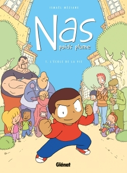 NAS, POIDS PLUME - TOME 01