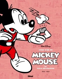 L'AGE D'OR DE MICKEY MOUSE - TOME 10
