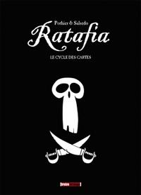 RATAFIA - COFFRET TOMES 01 A 04