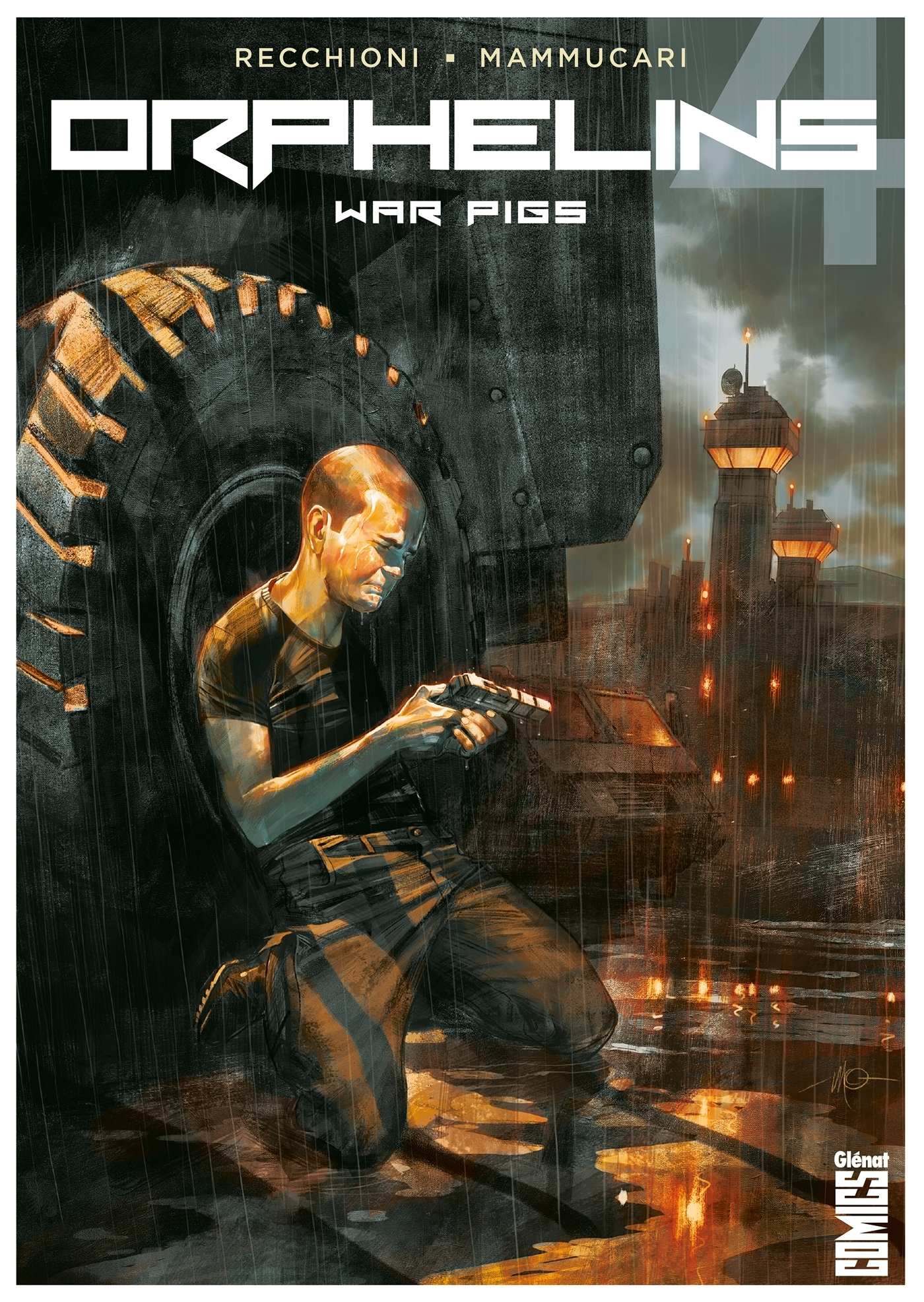 ORPHELINS - TOME 04 - WAR PIGS